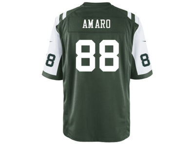 New York Jets Jace Amaro Nike NFL Men's Game Jersey