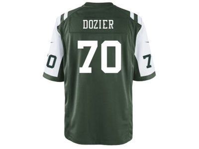 New York Jets Dakota Dozier Nike NFL Men's Game Jersey