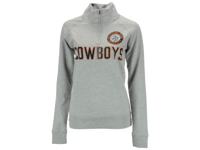 Oklahoma State Cowboys NCAA Women's Street 1/4 Zip Pullover
