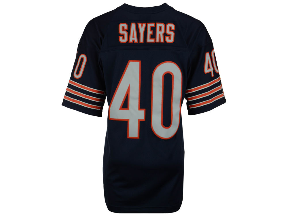 Chicago Bears Gale Sayers Mitchell   Ness NFL Replica Throwback Jersey  4b0c508d6