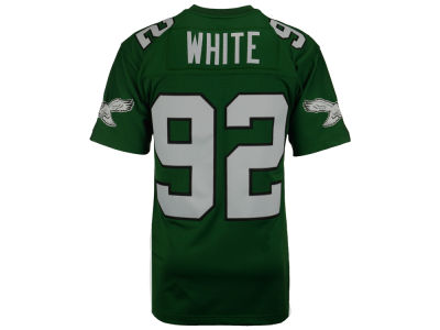Philadelphia Eagles Reggie White Mitchell and Ness NFL Replica Throwback Jersey