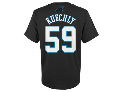 Carolina Panthers Luke Kuechly Outerstuff NFL Youth Mainliner Player T-Shirt