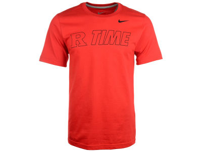 Rutgers Scarlet Knights Nike NCAA Men's Local T-Shirt