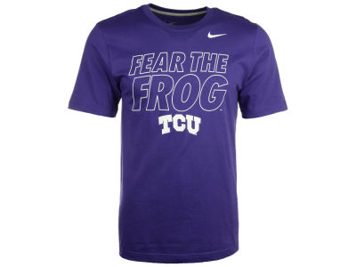 Texas Christian Horned Frogs Nike NCAA Men's Local T-Shirt