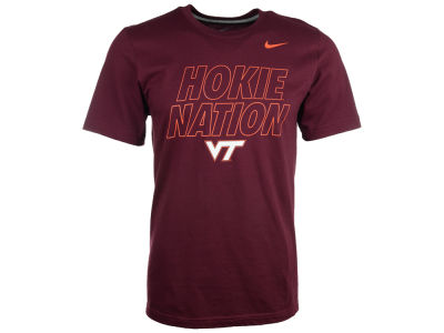 Virginia Tech Hokies Nike NCAA Men's Local T-Shirt