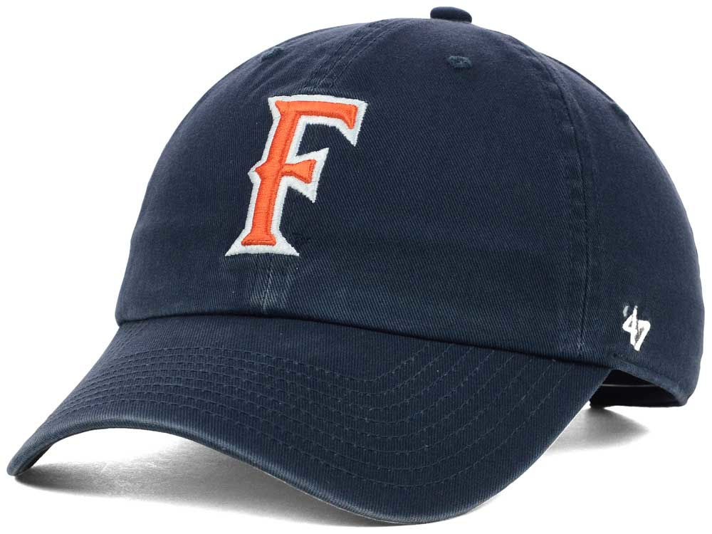 hot sale online 87034 42be0 ... coupon code for cal state fullerton titans 47 ncaa 47 clean up cap  59b8f 00bab