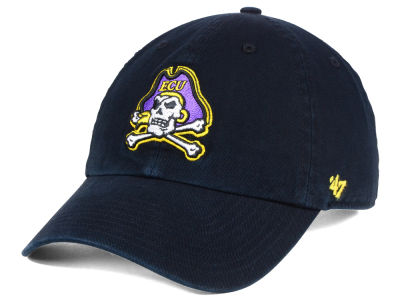 low priced 25e38 5fdad East Carolina Pirates  47 NCAA  47 CLEAN UP Cap