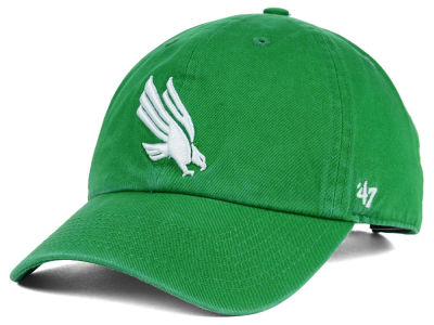 North Texas Mean Green '47 NCAA '47 CLEAN UP Cap