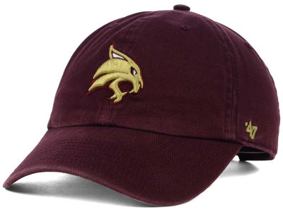 Texas State Bobcats '47 NCAA '47 CLEAN UP Cap