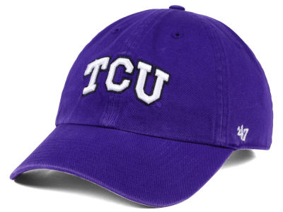 Texas Christian Horned Frogs '47 NCAA '47 CLEAN UP Cap
