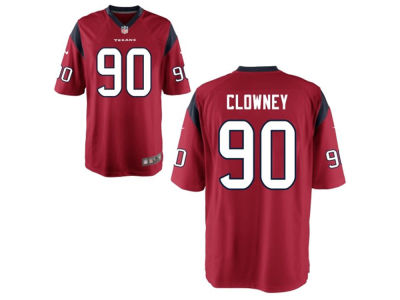 Houston Texans Jadeveon Clowney Nike NFL Youth Game Jersey