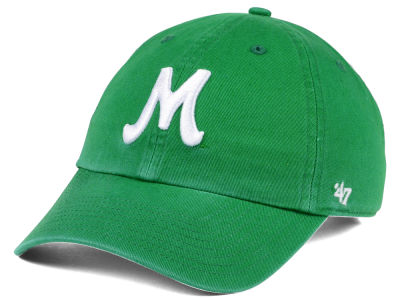Marshall Thundering Herd '47 NCAA '47 CLEAN UP Cap