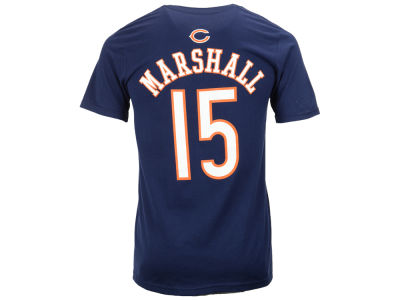 Chicago Bears Brandon Marshall Outerstuff NFL Youth Mainliner Player T-Shirt