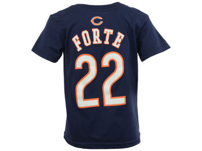 Chicago Bears Matt Forte Outerstuff NFL Youth Mainliner Player T-Shirt