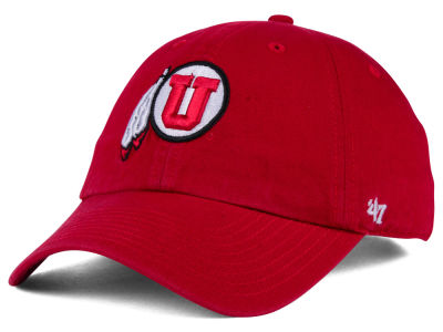 Utah Utes '47 NCAA '47 CLEAN UP Cap