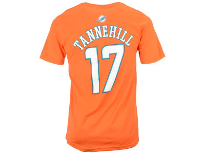 Miami Dolphins Ryan Tannehill Outerstuff NFL Youth Mainliner Player T-Shirt