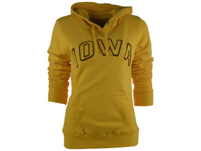 Iowa Hawkeyes NCAA Women's Reverse University Hoodie