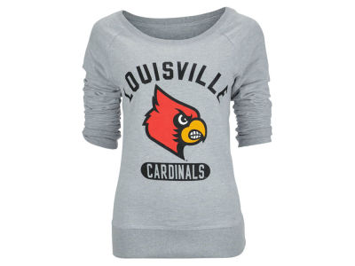 Louisville Cardinals NCAA Womens Paige Crew