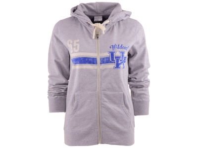 Kentucky Wildcats NCAA Womens Brooklyn Line Full Zip Hoodie