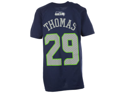 Seattle Seahawks Earl Thomas III Outerstuff NFL Youth Mainliner Player T-Shirt