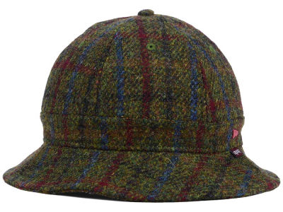 Crooks & Castles Serif Harris Tweed Bucket