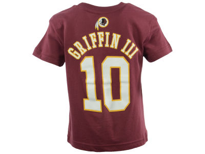 Washington Redskins Robert Griffin III Outerstuff NFL Youth Mainliner Player T-Shirt