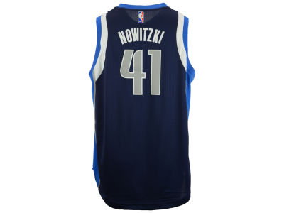 Dallas Mavericks Dirk Nowitzki NBA Youth New Swingman Jersey
