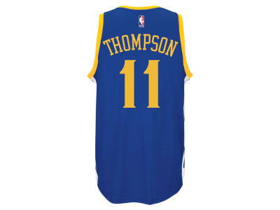 Golden State Warriors Klay Thompson adidas NBA Youth New Swingman Jersey