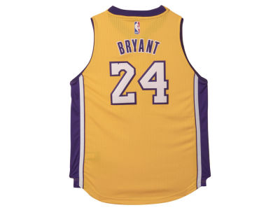 Los Angeles Lakers Kobe Bryant NBA Youth Swingman Jersey