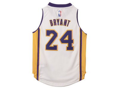 Los Angeles Lakers Kobe Bryant NBA Youth New Swingman Jersey