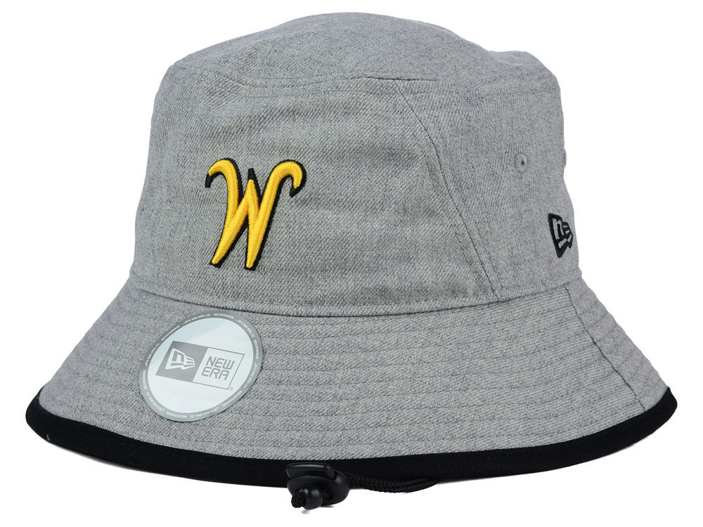 Wichita State Shockers New Era NCAA Tip Bucket  fa48ae207995