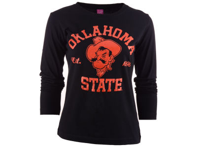 Oklahoma State Cowboys NCAA Veruca Missy Fit Long Sleeve T-Shirt