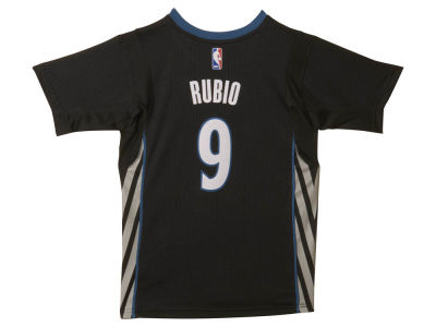 Minnesota Timberwolves Ricky Rubio NBA Youth New Swingman Jersey
