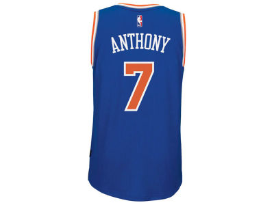 New York Knicks Carmelo Anthony NBA Youth Swingman Jersey