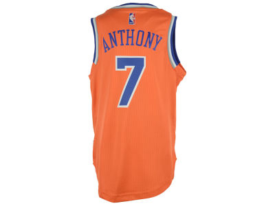 New York Knicks Carmelo Anthony NBA Youth New Swingman Jersey