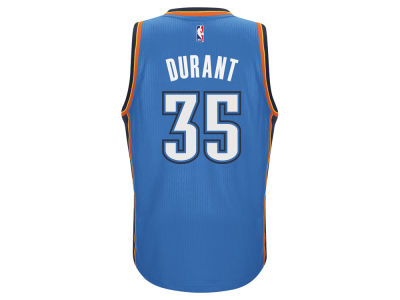 Oklahoma City Thunder Kevin Durant NBA Youth Swingman Jersey