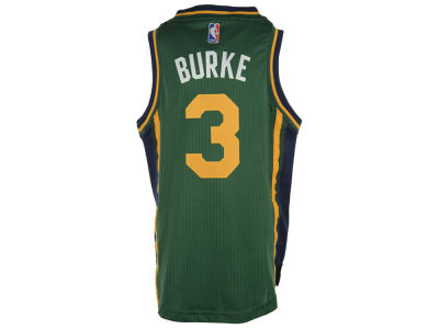 Utah Jazz Trey Burke NBA Youth Swingman Jersey