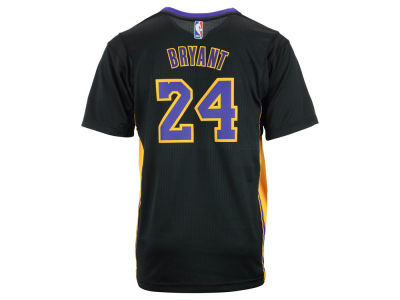 Los Angeles Lakers Kobe Bryant NBA Youth Pride 3G Swingman Jersey
