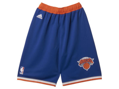 New York Knicks NBA Youth Replica Shorts
