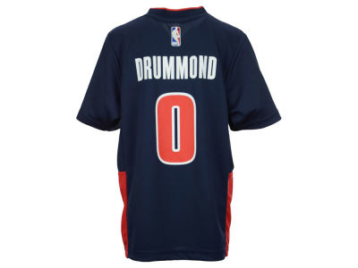 Detroit Pistons Andre Drummond NBA Youth Pride Rev 30 Replica Jersey