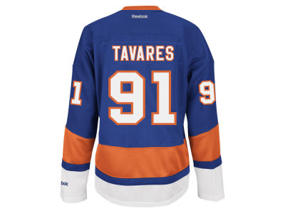 New York Islanders John Tavares Reebok NHL Women's Premier Player Jersey