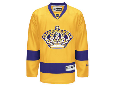 Los Angeles Kings Reebok NHL Men's Premier Jersey
