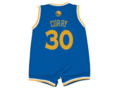 Golden State Warriors Stephen Curry adidas NBA Infant Replica Jersey