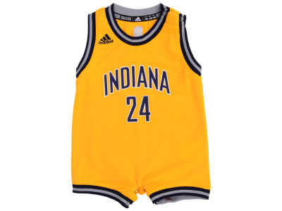 Indiana Pacers Paul George NBA Infant Replica Jersey