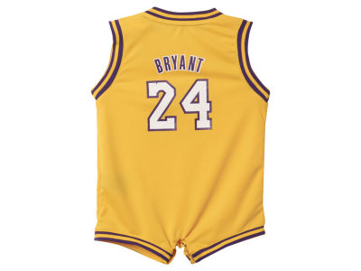 Los Angeles Lakers Kobe Bryant NBA Infant Replica Jersey