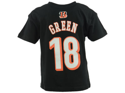 Cincinnati Bengals A. J. Green Outerstuff NFL Kids Mainliner Player T-Shirt