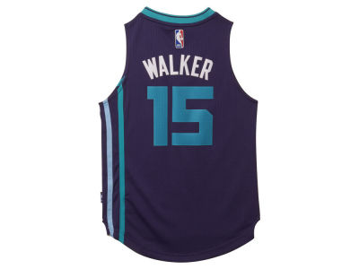 Charlotte Hornets Kemba Walker NBA Youth Swingman Jersey