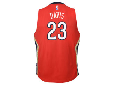 New Orleans Pelicans Anthony Davis NBA Youth New Swingman Jersey