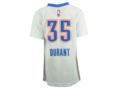 Oklahoma City Thunder Kevin Durant NBA Youth Pride 3G Swingman Jersey