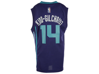 Charlotte Hornets Michael Kidd-Gilchrist Youth NBA Revolution 30 Jersey
